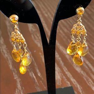 Earrings authentic Chrystal 💎